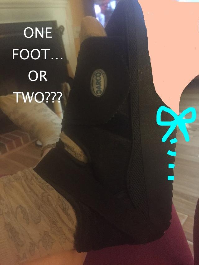 k's 2 feet