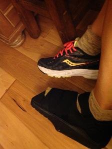 K's boot w:sneaker